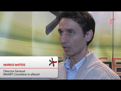 Interviu cu Marius Mateis, premiant la categoria Dealer Autorizat 2012