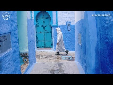 Morocco's Blue City - Chefchaouen