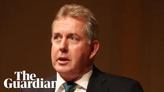 Kim Darroch resigns: MPs probe leak of ambassador's telegrams – watch live