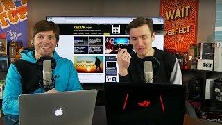 Windows 10s и Microsoft Surface Laptop, Acer, Tesla Boring Company - KeddrVlog e79
