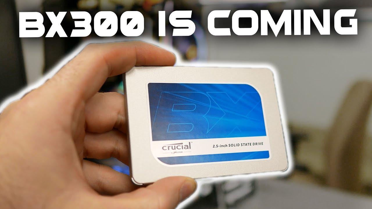 Crucial BX300 Vs  BX200? | RGB Ballistix Tracer Memory & Compatibility