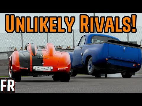 Forza Motorsport 7 - Unlikely Rivals!