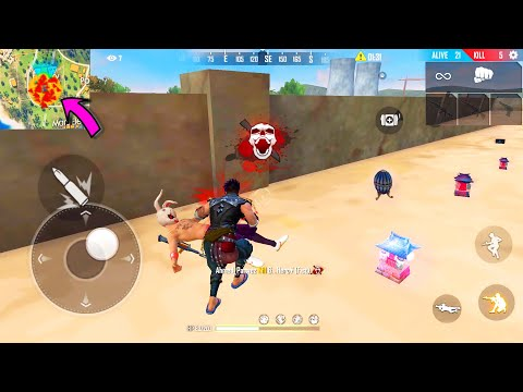 Garena Free Fire King Of Factory Fist Fight 46 | Amazing Gameplay In Free Fire | P.K. GAMERS