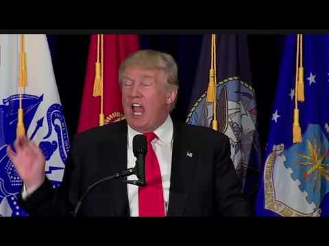 Donald Trump Veterans Issues Policy Speech 7/11/16 Virginia Beach