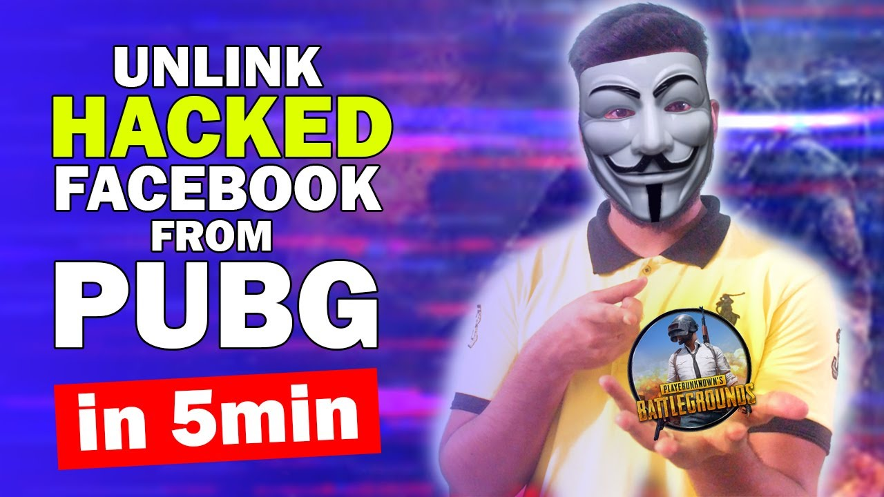 How to Unlink Hacked Facebook From PUBG | Remove Facebook From PUBG Hindi Urdu 2021