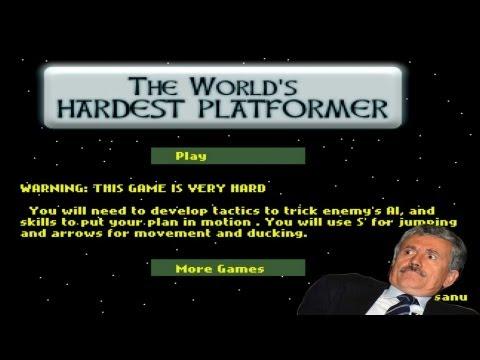 KSIOlajidebt Plays | The World's Hardest Platformer