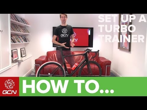 How To Set Up A Turbo Trainer