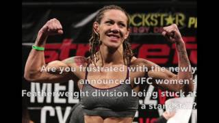 UFC star Cris Cyborg talks next move, WWE, title shot and TUF 26