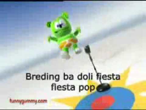The Gummy Bear Song - Long Spanish Version with Lyrics / (Osito Gominola) con Letras