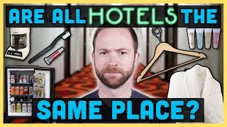 Are All Hotel Rooms The Same Place? | Idea Channel | PBS Digital Studios