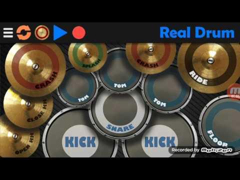 Putera Band - Rebahku Tanpamu Real Drum