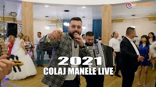 🎚Formatia Iulian De La Vrancea ▶️ Colaj Manele Live 2021✅[Nunta Anca și Justin]