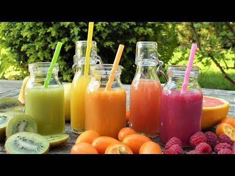 10 Healthy Breakfast Smoothies