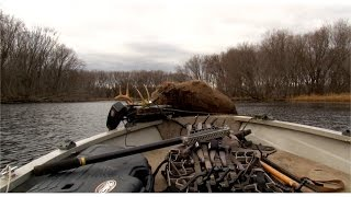Public Land | Boatin out with a Buck | Behind the Bow