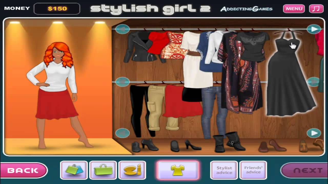 Any like games stylish girl 2 pictures