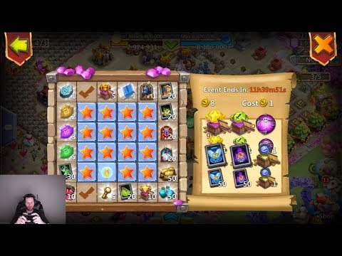 Bingo Unlimited Castle Clash Rewards New Hero Needed ONETIME!