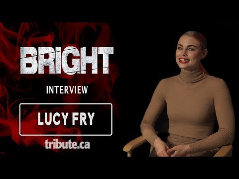 Lucy Fry  Bright