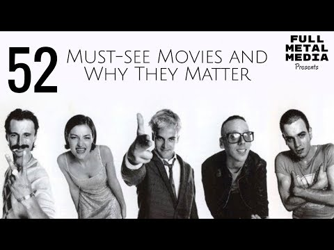 The 52 Must See Movies and Why they Matter  Trainspotting