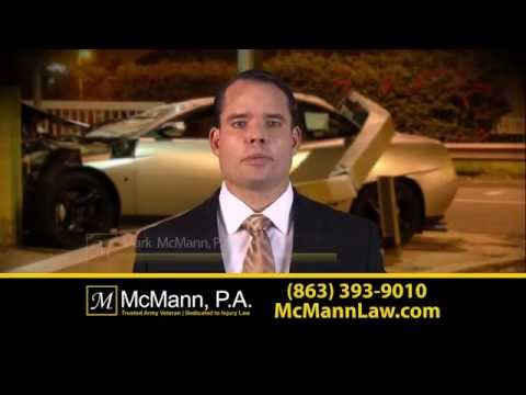 Family Law Auto Accident and Personal Injury Attorney Lakeland Florida Mark McMann PA