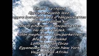 Jennifer Lopez ft. Pitbull - On the floor magyar dalszöveggel