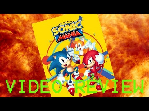 Sonic Mania Video Review