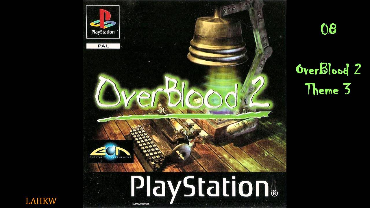 OverBlood 2 Soundtrack - YouTu...