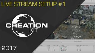 Live Stream Setup