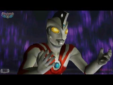 Ultraman Jack Story Mode End pt.5/5 ϟ Ultraman Fighting Evolution 0 ★PSPinG ウルトラマンジャック