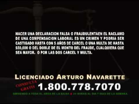 Work Comp Lawyer - Abogado De Danos En Trabajo