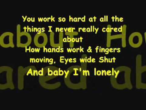 bye bye boyfriend-fefe dobson lyrics