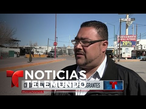 Puerto Palomas: un pueblo fantasma en medio de la frontera   Noticiero   Noticias Telemundo