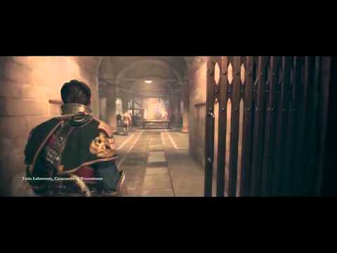the order 1886 ps4 gameplay 1080p