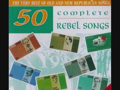 50 Complete Best Irish Rebel Songs - The Fighting Men From Crossmaglen  | Full Album