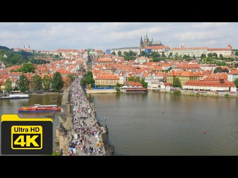 4K CZECH REPUBLIC, PRAG TRAVEL GUIDE VIDEO, Best Places To Go, Top Attractions, Best Things To Do