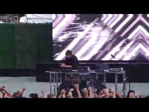 Flume - Live @ Frost Amphitheater @ Stanford University 5.16.15 - Get Free
