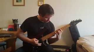 My cover of Steve Vai