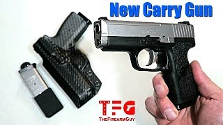 My New Carry Gun - TheFireArmGuy