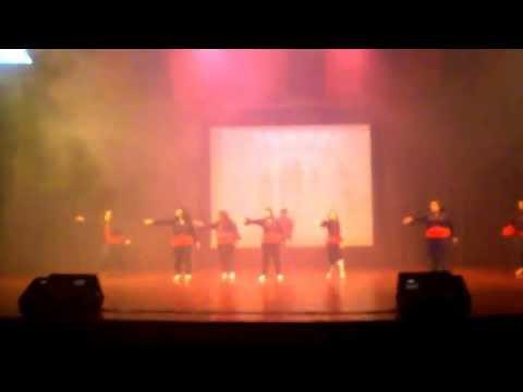 4to Festival Hallyu Venezuela 2012 - AVCC Perfomance (Caracas - Venezuela) Cam 2