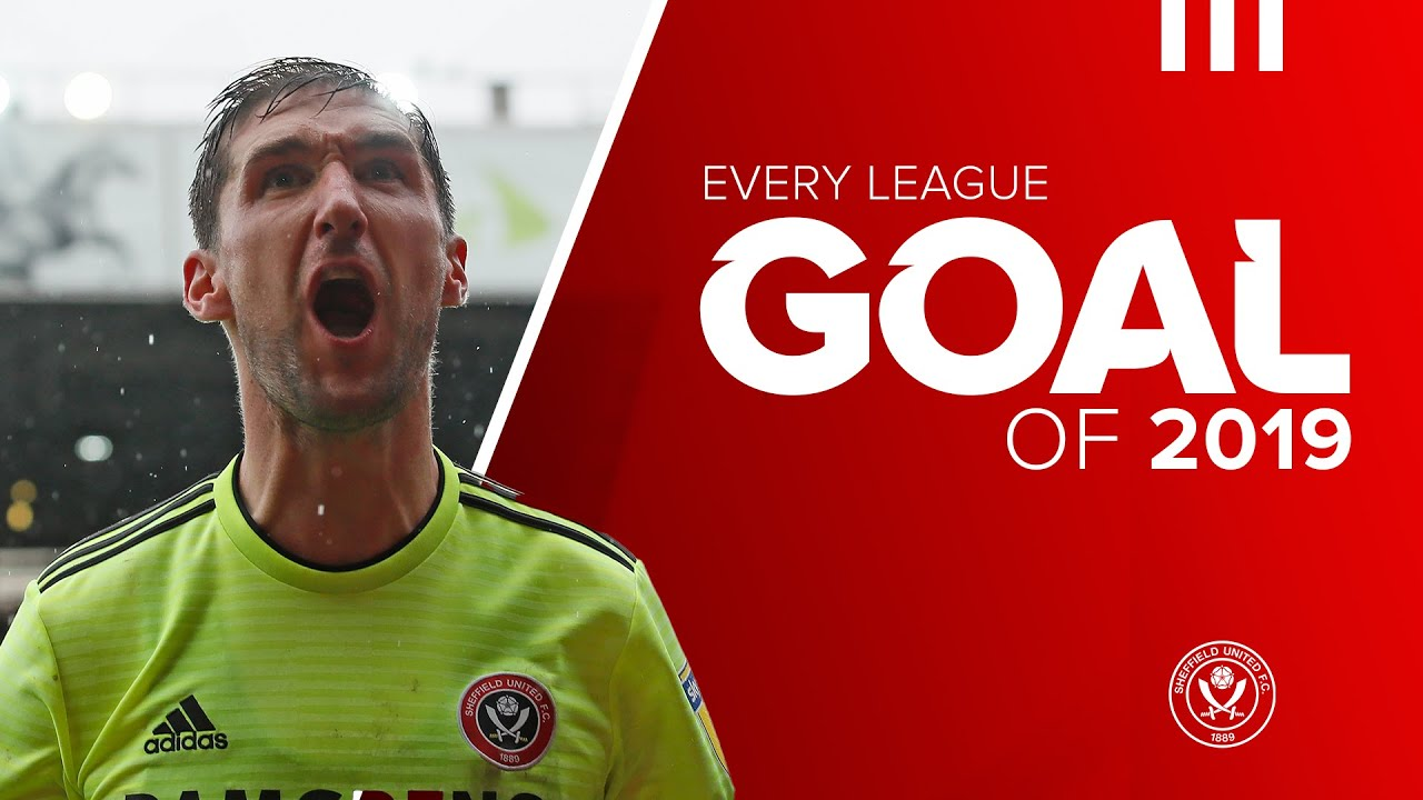 An incredible year for the Blades | Every single league goal of 2019