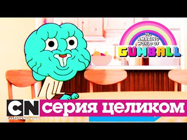 Гамбола | Тупицы + Секрет (серия целиком) | Cartoon Network