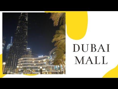Top Tourist Spot in UAE – Dubai Mall, a quick drive.