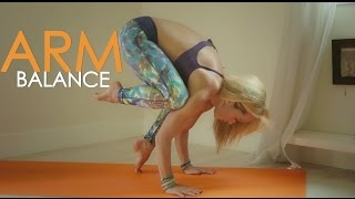 Video Yoga for Strength, Beginner Arm Balances with Kino download MP3, 3GP, MP4, WEBM, AVI, FLV Maret 2018