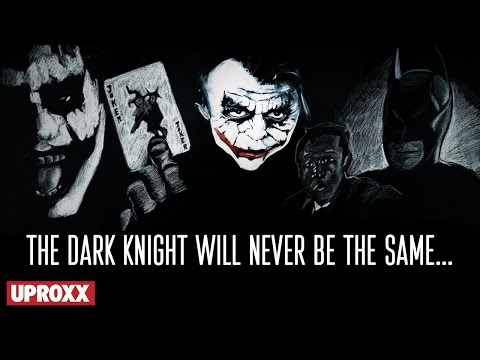 The Dark Knight Trilogy will never be the same... | IN THEORY