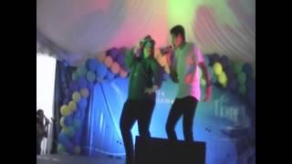 """Presentación de Cuarto Nivel Talleres de Canto - Borkis Entertainment: Rudiger Tobar - """"Boom Boom"""""""