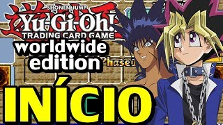 Yu-Gi-Oh! Worldwide Edition (Stairway To The Destined Duel) - Início