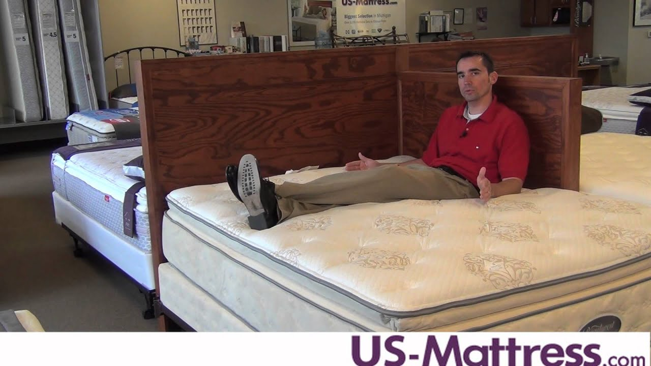 Simmons Beautyrest World Class Wheaton Luxury Firm Super Pillowtop Mattress  YouTube