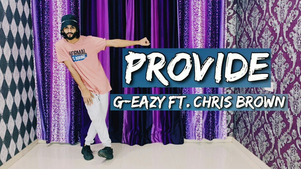G-Eazy - Provide Son  Dance Video   Chris Brown / Mark Morrison   Freesty Dance   Choreo BY-MG