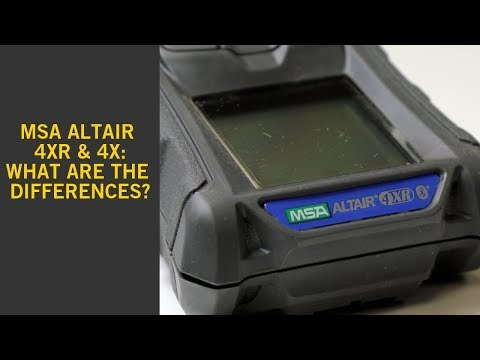 MSA Altair 4XR 5 Things You Need to