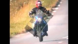 wheeling yamaha xtx 660