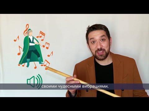 Ринат Рамазанов онлайн научил школьников Башкирии играть на курае